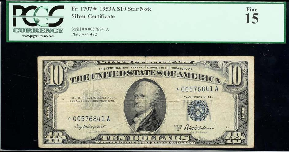 Silver Certificates Currency For Sale On Collectors Corner