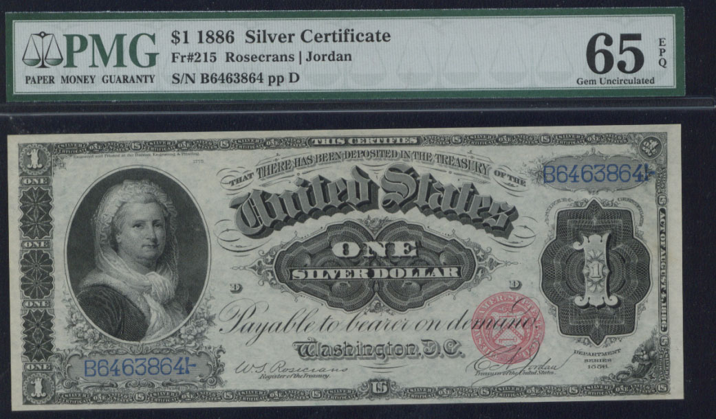 Silver Certificates - Currency for sale on Collectors Corner